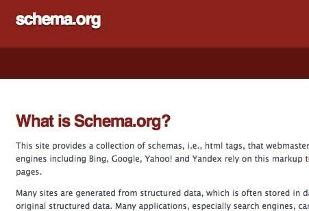 Home  schema org